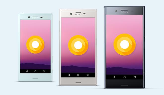 Sony, Xperia XZ Premium İçin Android 8.0 Güncellemesini Yayınlıyor