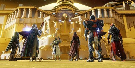Destiny 2 Leviathan Raid, PC'ye Çıkış Yaptı