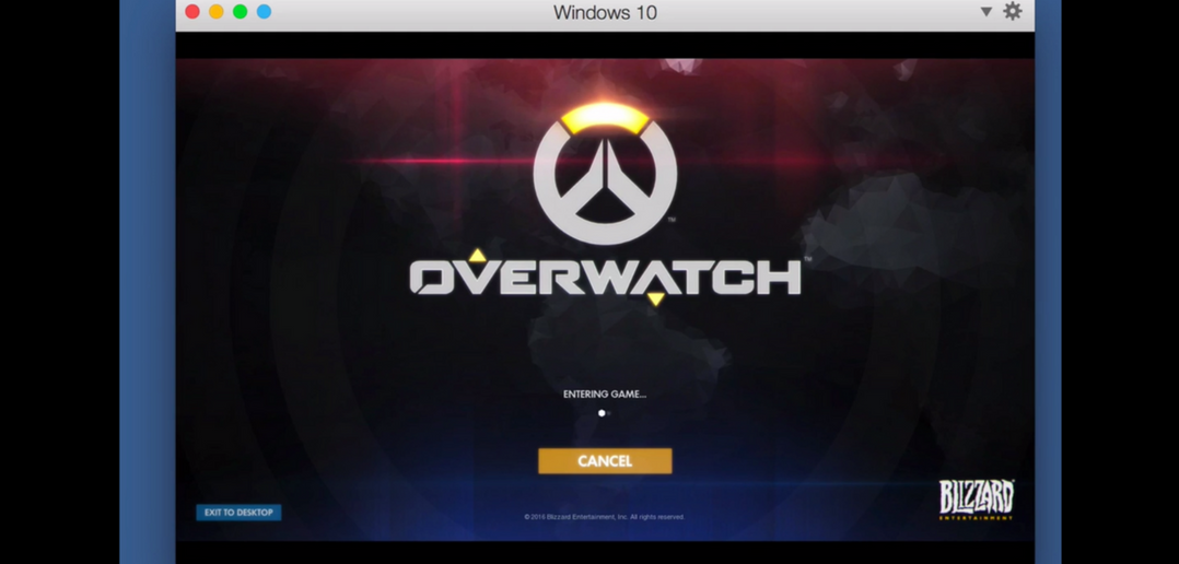 Overwatch'ın Mac Cihazlara Özel Yükleyici Paketi Keşfedildi!