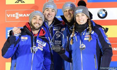 ABD olimpik kızak takımı