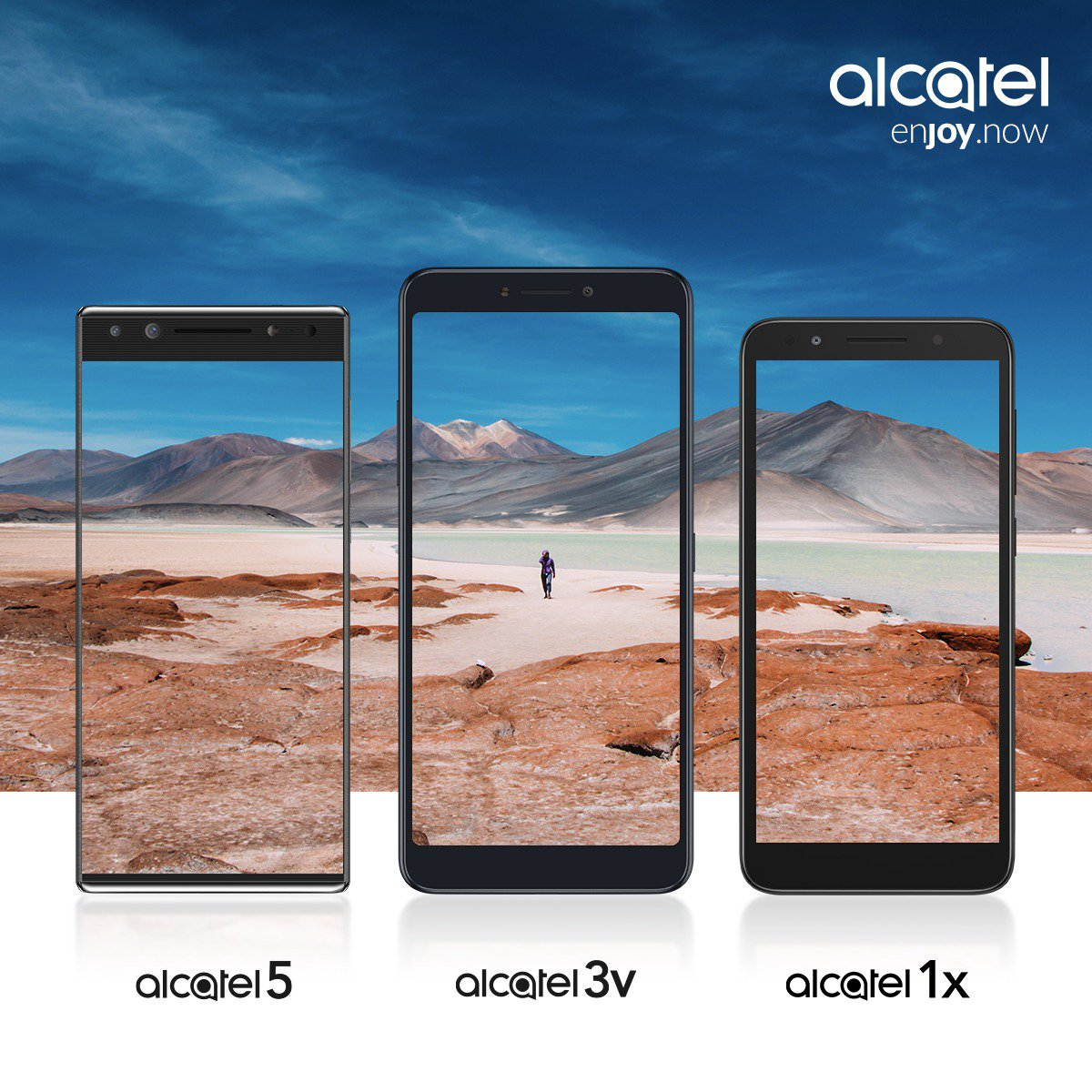 Alcatel akıllı telefon