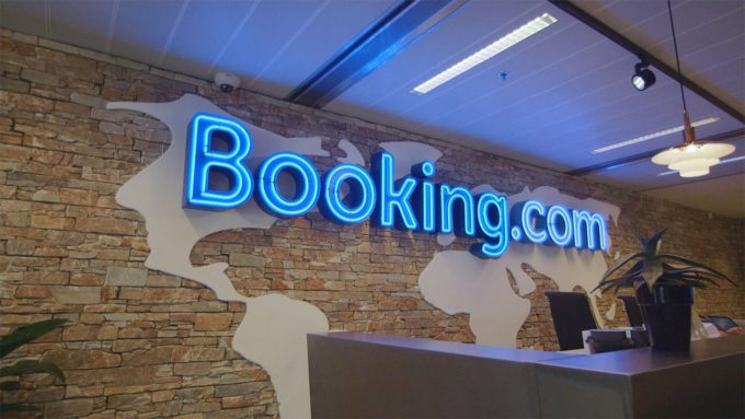 Booking.com Ofis