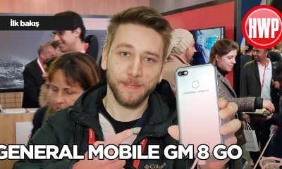 General Mobile GM 8 Go
