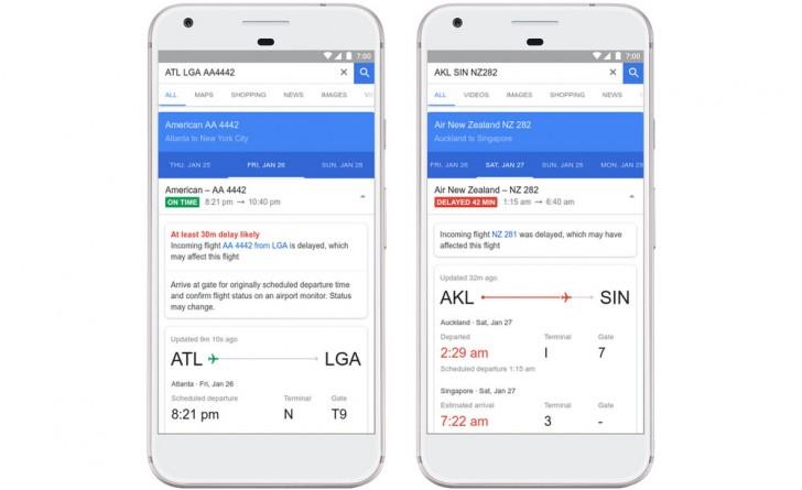 Google Flights, Olası Rötarları Tahmin Edebilecek