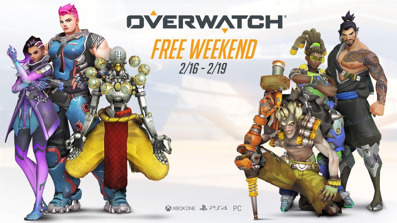 Overwatch Ücretsiz Deneme