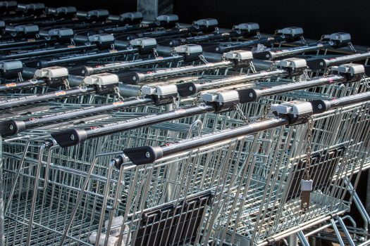 alışveriş arabası akıllı tüketici