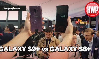Galaxy S8+ vs Galaxy S9+