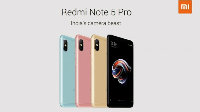 Xiaomi Redmi Note 5 Pro