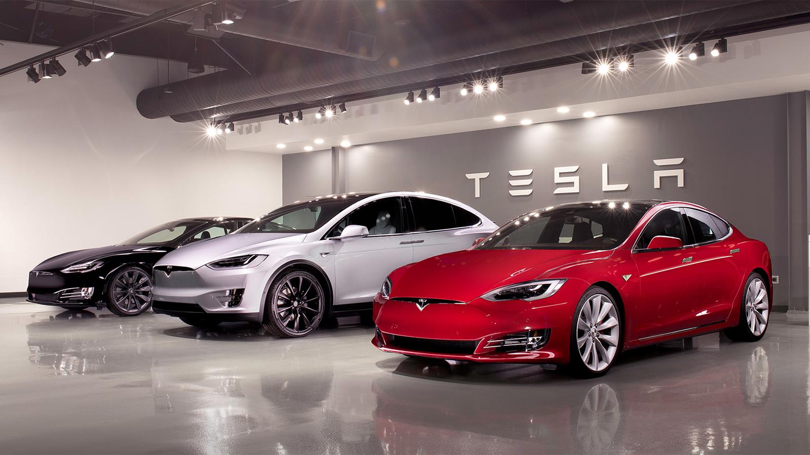 Tesla Mağaza