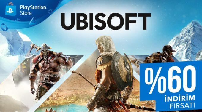 PlayStation Ubisoft