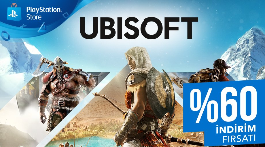 PlayStation Ubisoft