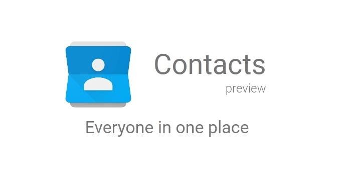 Google Contacts artık para göndermeye de yarıyor