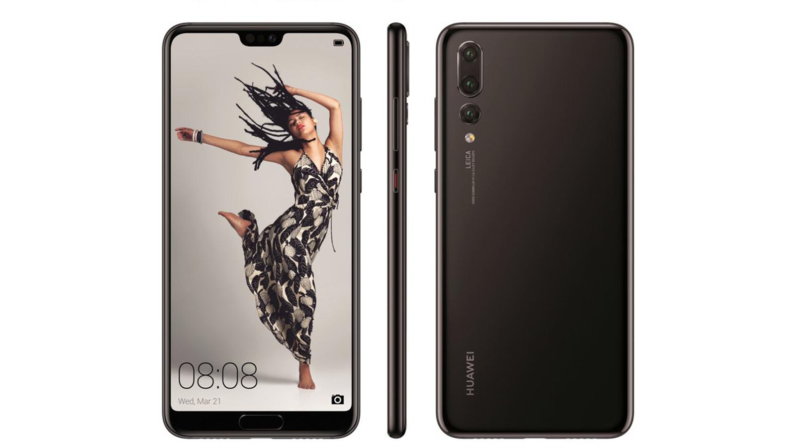 Huawei P20 Serisi