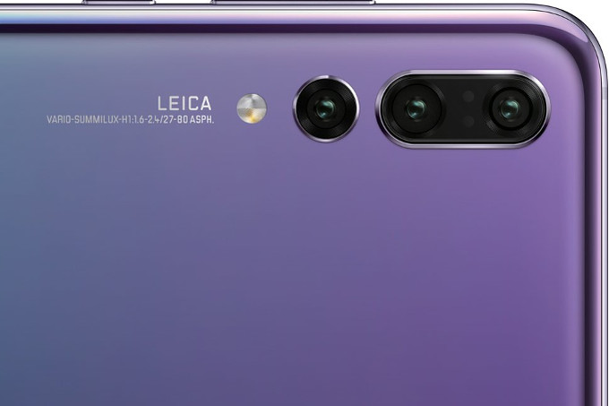 3x zoom özellikli Huawei P20 için iki reklam filmi geldi