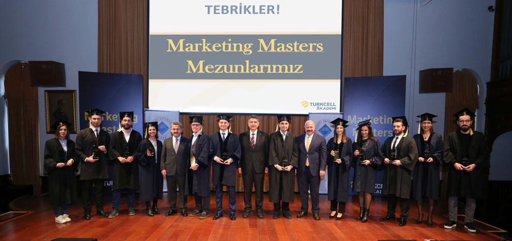 Turkcell'in Pazarlama Master'ları
