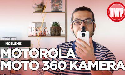 Moto 360 Kamera