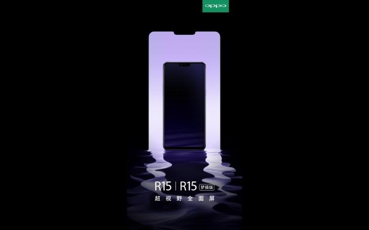 Oppo R15 ve R15 Plus