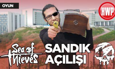 Sea of Thieves Sandık