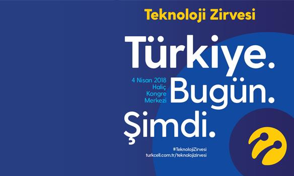 Turkcell Teknoloji Zirvesi için geri sayım başladı