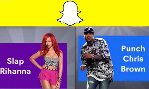 Snapchat, Rihanna'yı tokatlatan reklamı ile sonunu mu hazırladı?