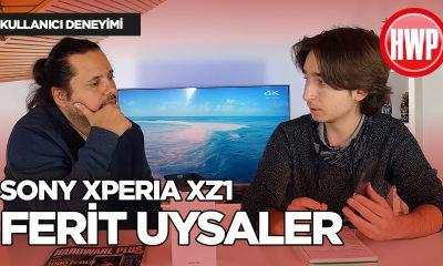 Sony Xperia XZ1 Ferit