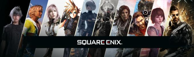 Steam - Square Enix