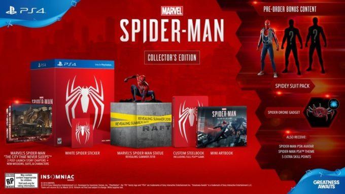 Spider-Man Koleksiyoncu Sürümü