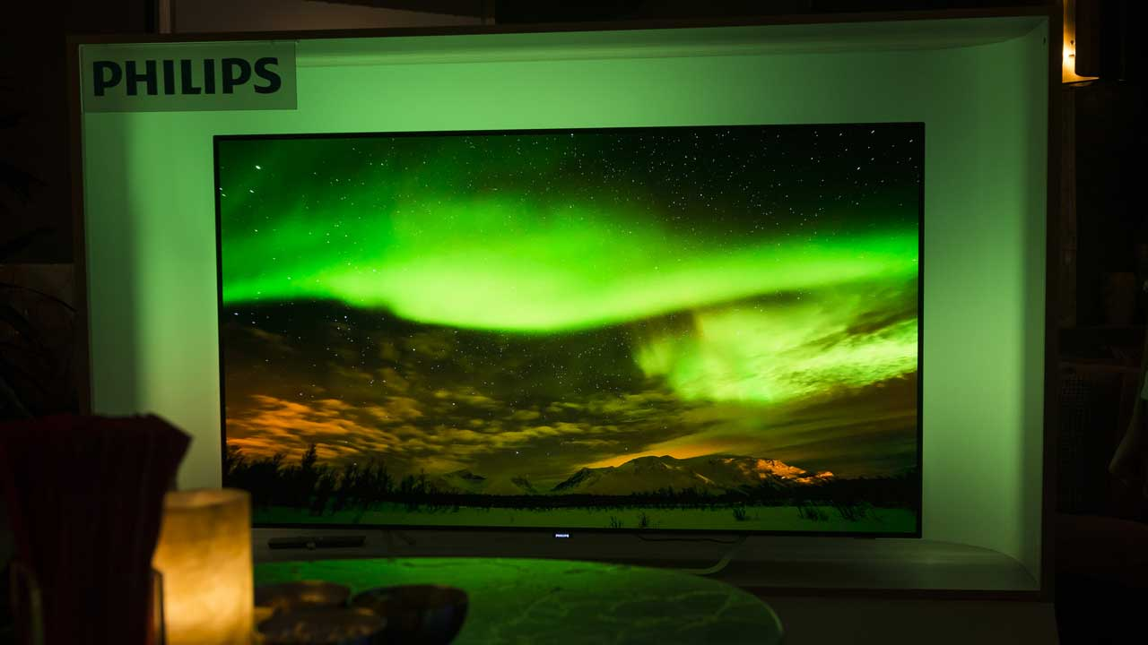 Philips TV 2018