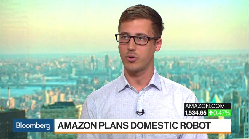 Amazon'un robotları