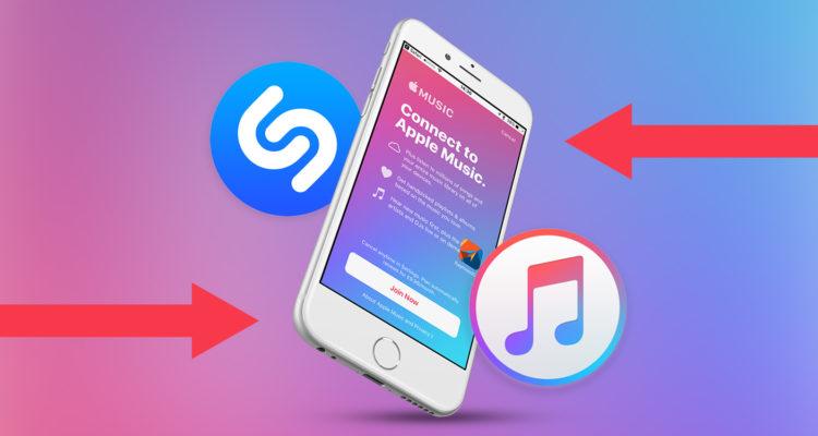 AB Komisyonu Apple'ın Shazam planını inceliyor