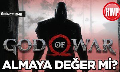 God of War ön inceleme