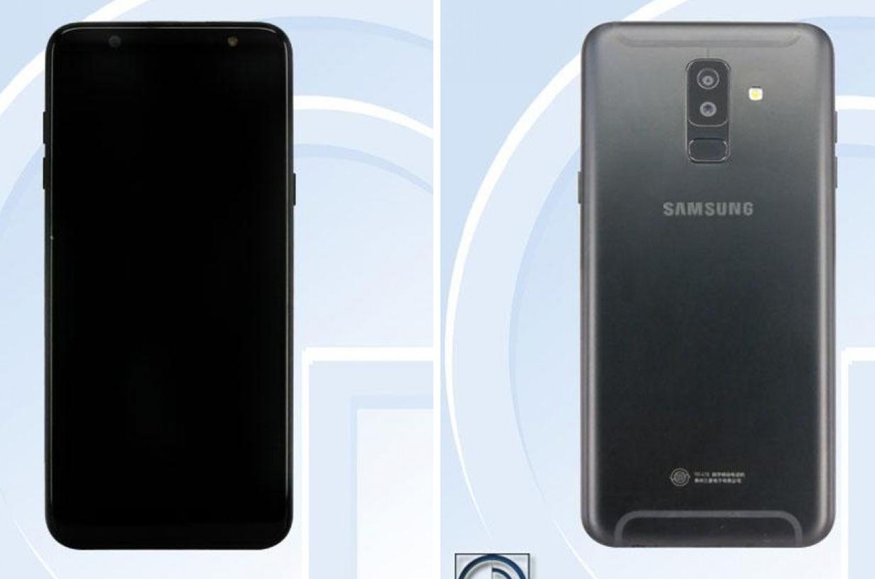 Samsung Galaxy A6+ TENAA'da