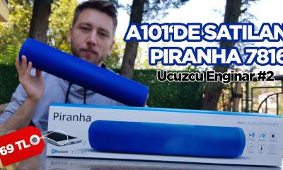 Piranha A7816 incelemesi