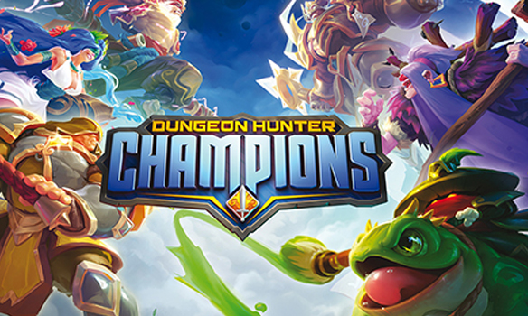 Dungeon Hunter Champions Google Play ön kayıtları başladı