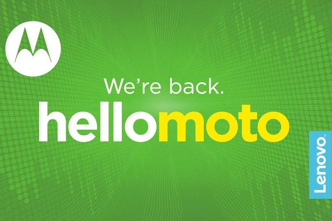 Motorola Moto G6 ve Moto E5 lansmanı YouTube üzerinden canlı yayında