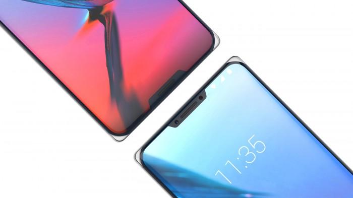 ZTE Iceberg dünyanın ilk çift çentikli telefonu olacak