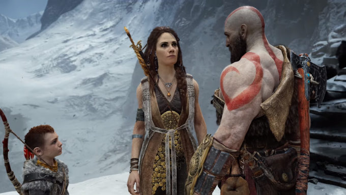God of War Büyücü