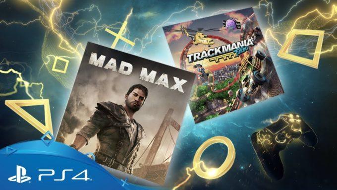 PlayStation Plus Nisan 2018