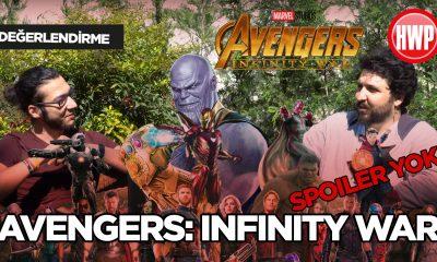 Avengers: Infinity War Değerlendirmesi