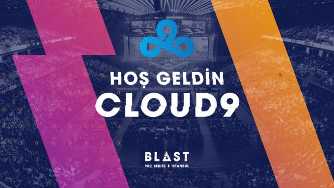 Blast Pro Series İstanbul Cloud9