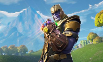 Fortnite Avengers: Infinity War