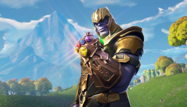 Fortnite için Avengers: Infinity War modu sunuldu