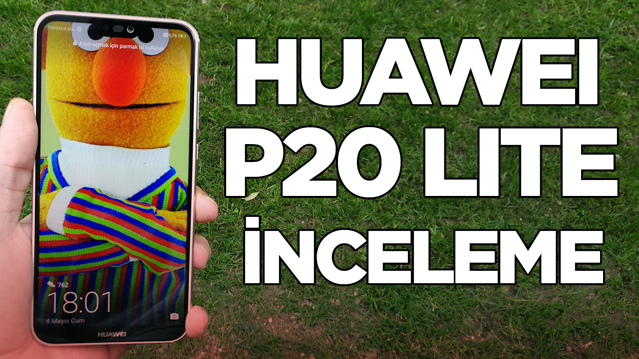 Huawei P20 Lite inceleme