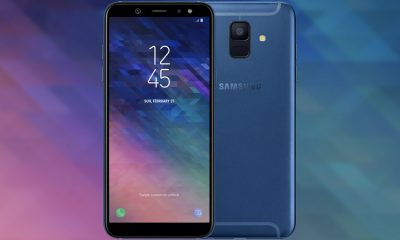Samsung Galaxy A6 ve A6+