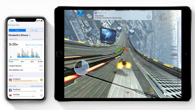 iOS 12 Ebeveyn