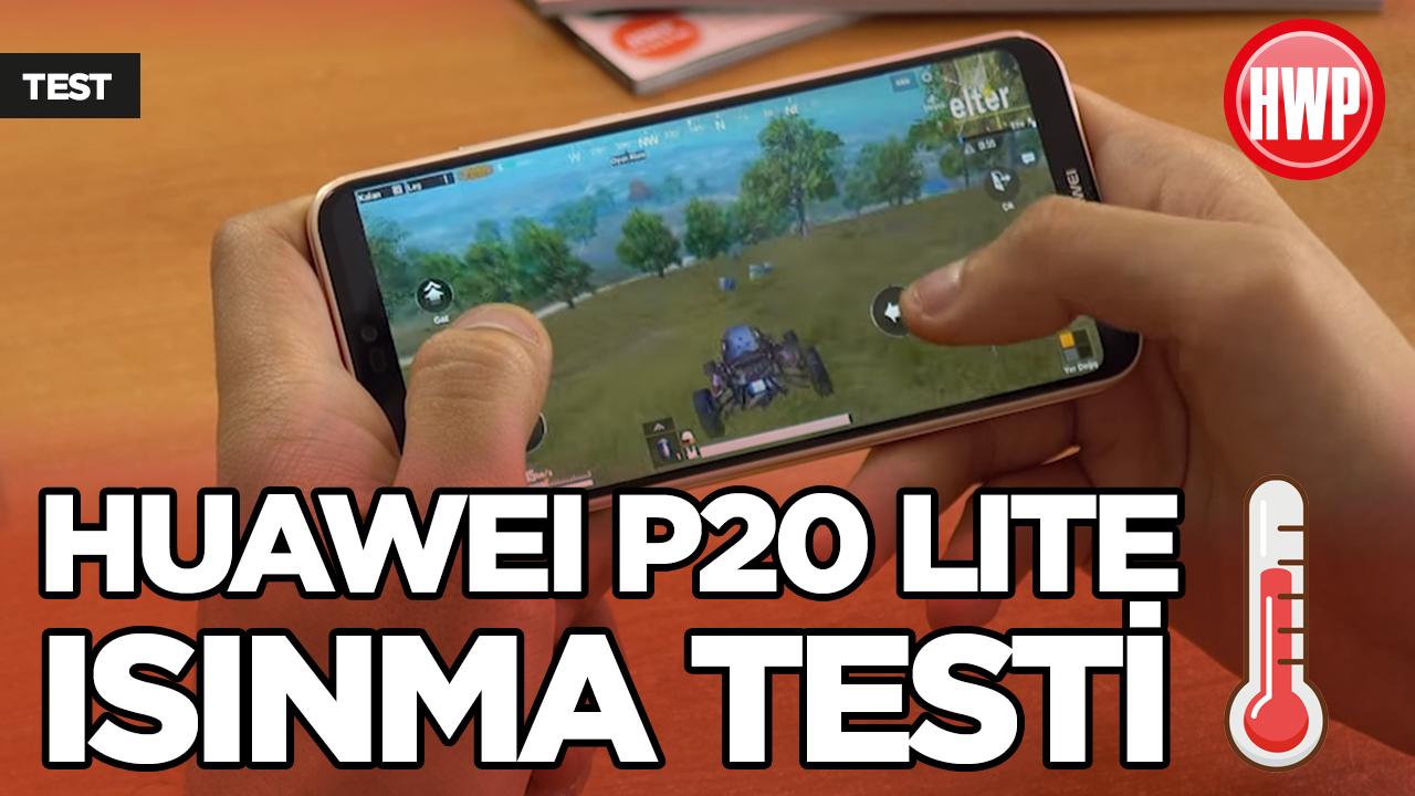 Huawei P20 Lite Isınma