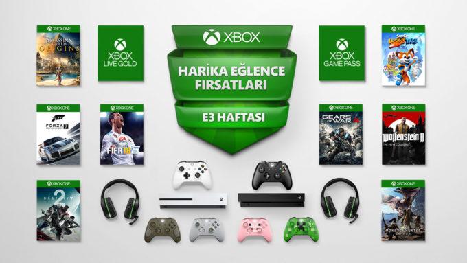 Xbox E3 Haftası