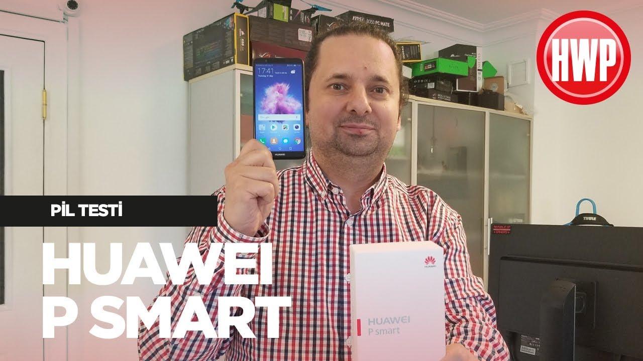 Huawei P Smart Pil Testi