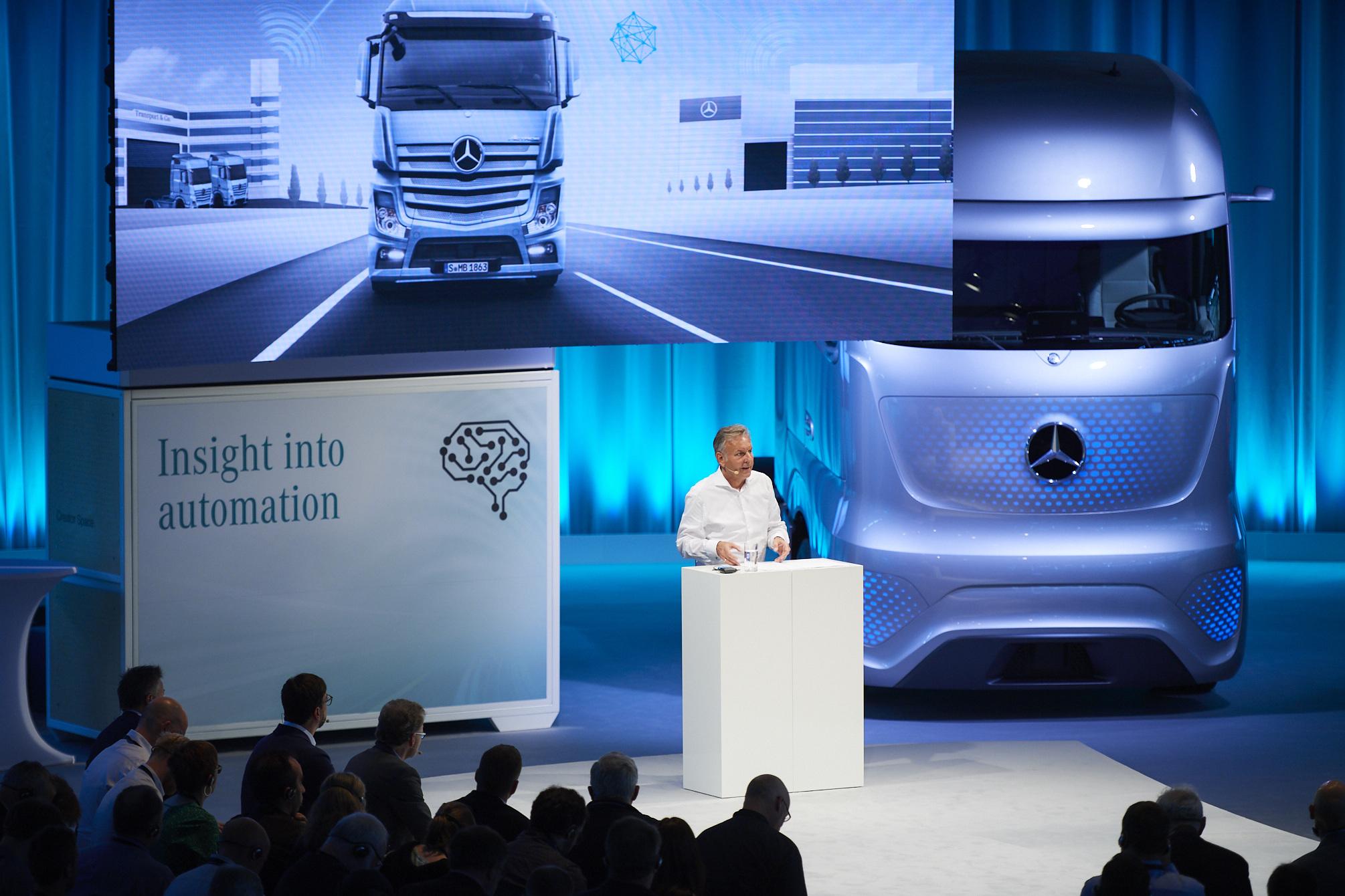 Mercedes-Benz Kamyon