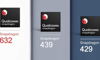 Qualcomm Snapdragon 632, 439 ve 429
